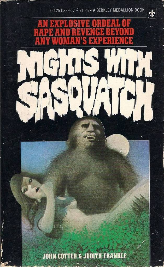 Nights With Sasquatch Was Released In 1977