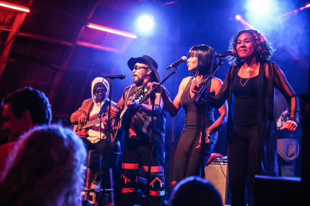 Toots and the Maytals performed a very special set at the Rolling Stone Relaunch afterparty