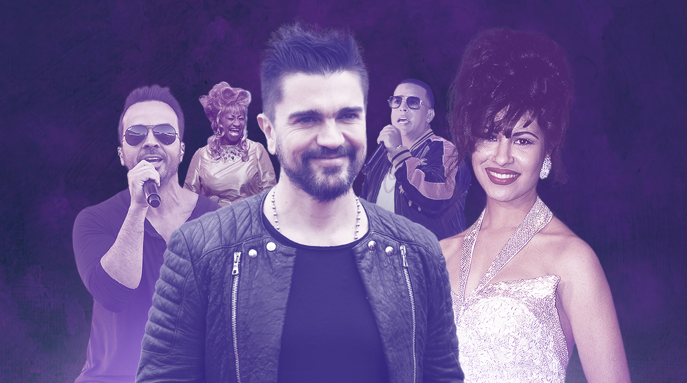 50 Greatest Latin Pop Songs