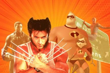 50 Greatest Movie Superheroes Rolling Stone