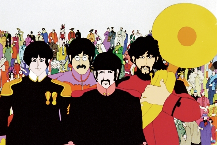 Yellow Submarine' at 50: Why the Animated Beatles Movie Is