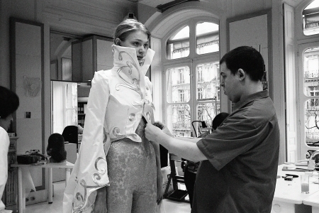 new product 1961f d0112 McQueen' Movie Review: Portrait of a Fashion Shock Artist As ...