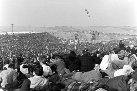 Remembering Meredith Hunter, the Fan Killed at Altamont