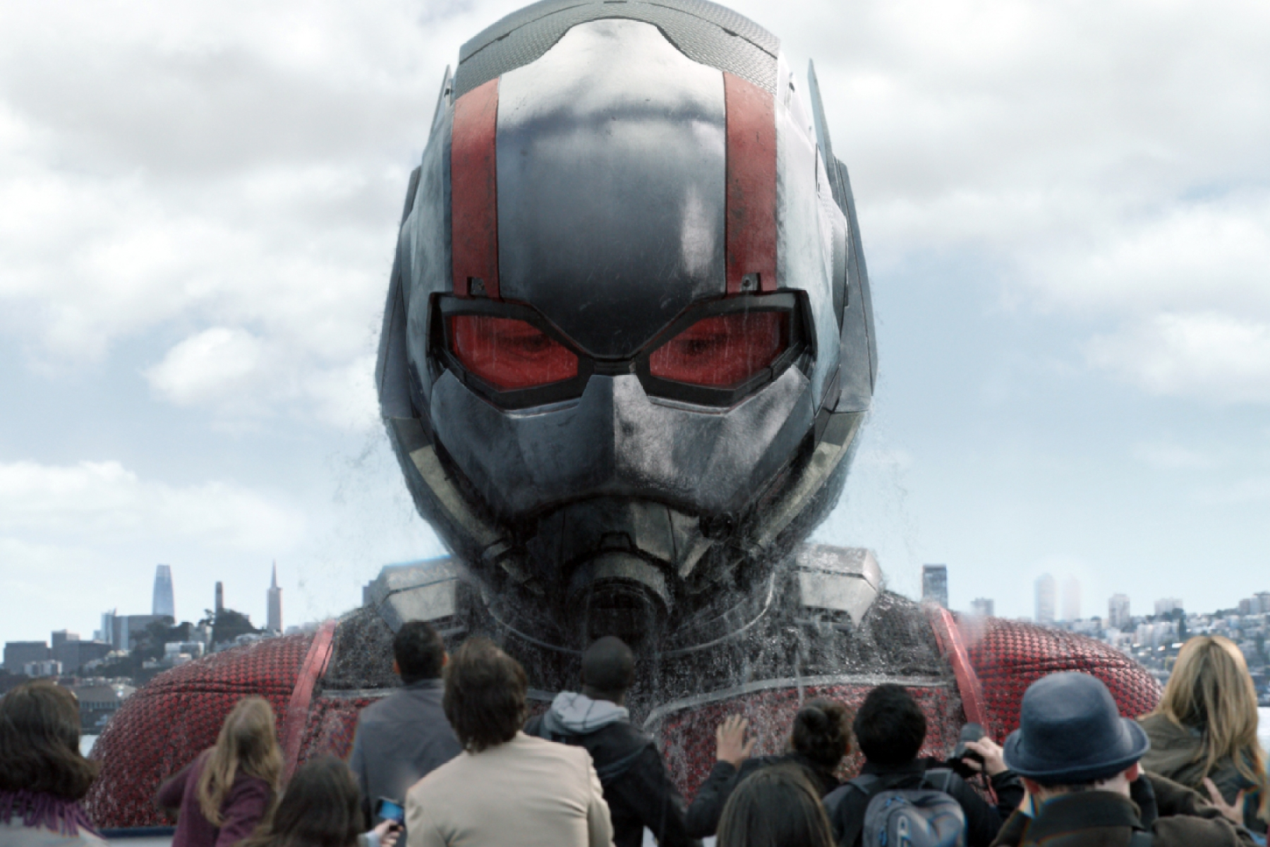Ant Man And The Wasp Movies Review Tiny Heroes Giant Fun Rolling Stone
