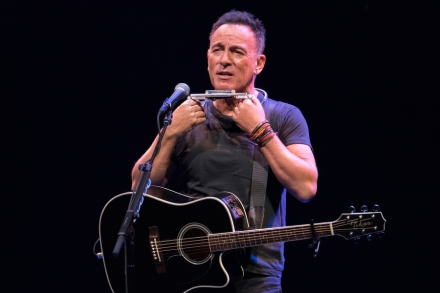 Springsteen on Broadway' Heading to Netflix – Rolling Stone