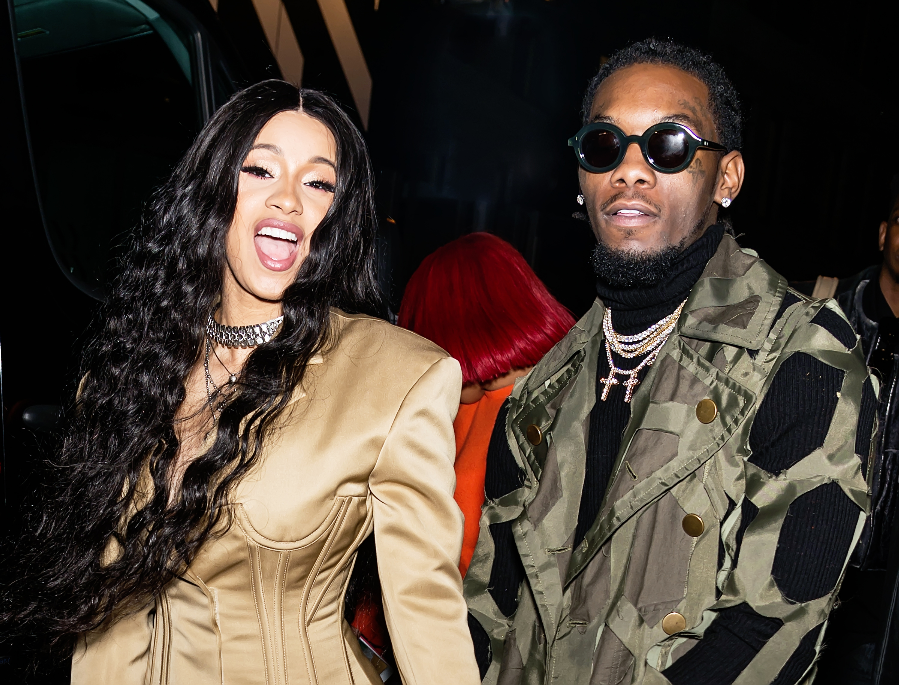 Cardi B Offset Welcome Daughter Kulture Kiari Cephus Rolling Stone