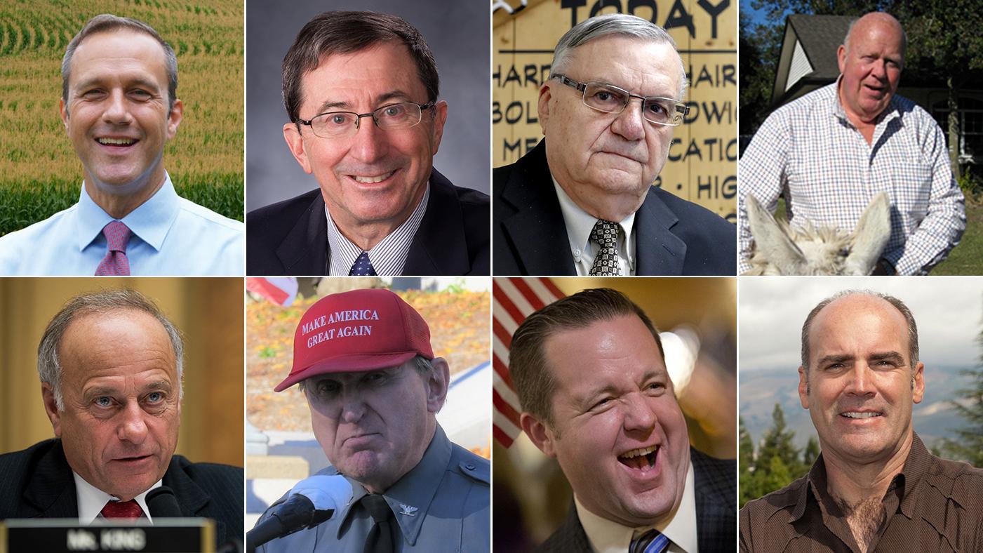 If - Then - Else Deplorable-hateful-8-GOP