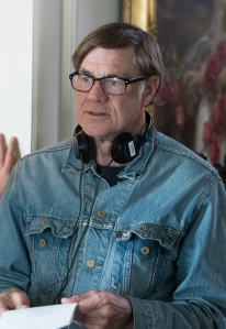Director Gus Van Sant behind the scenes on the set of DON'T WORRY, HE WON'T GET FAR ON FOOT