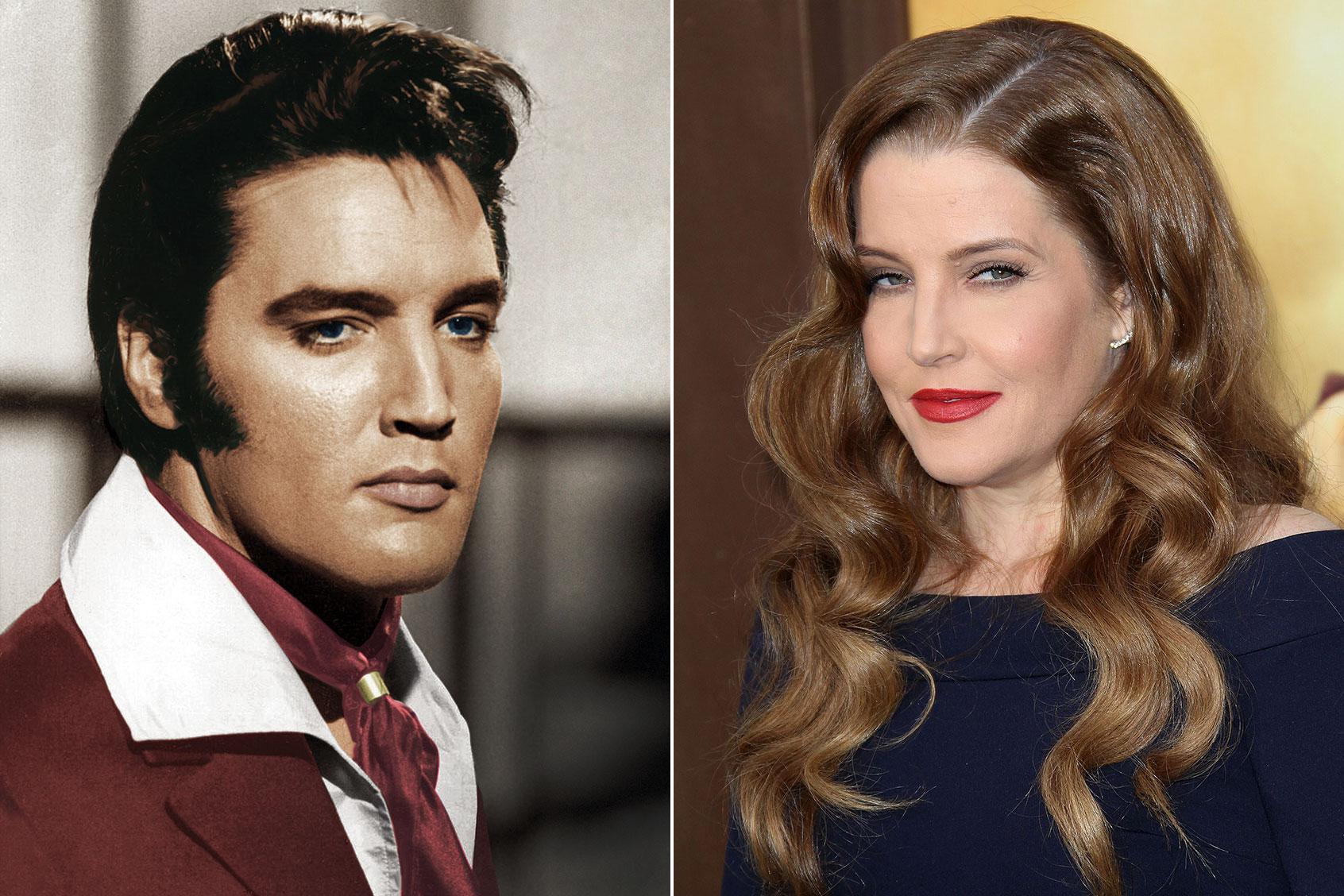 Hear Elvis Lisa Marie Presley Duet On Revamped Gospel