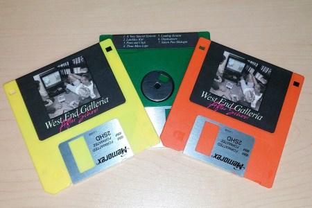 Revolution at 3.5″: Inside Vaporwave's Mini-Boom of Floppy Disk Releases