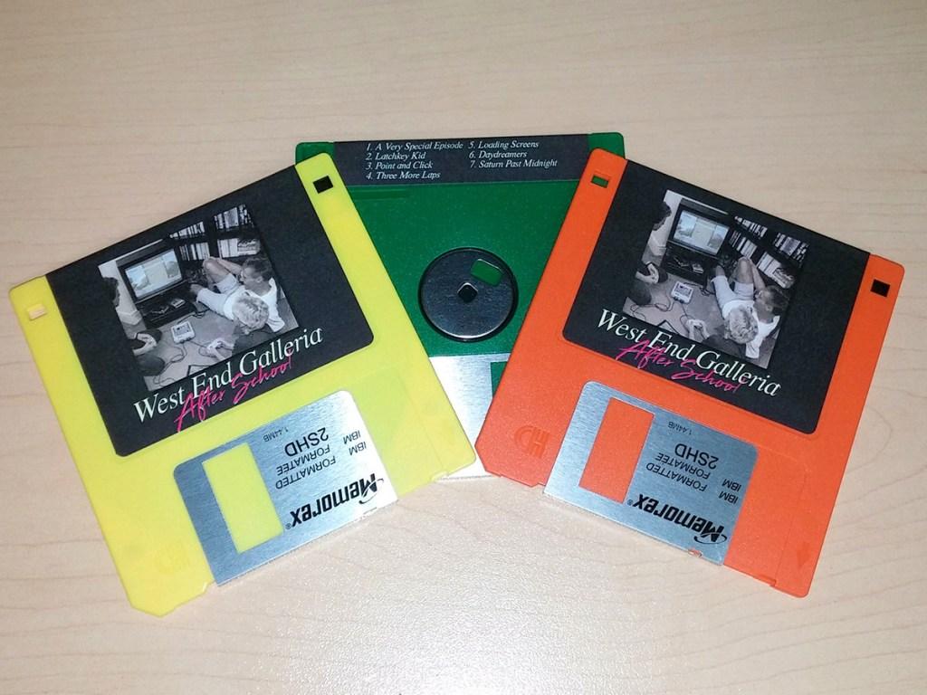 Inside Vaporwave's Mini-Boom of Floppy Disk Releases – Rolling Stone