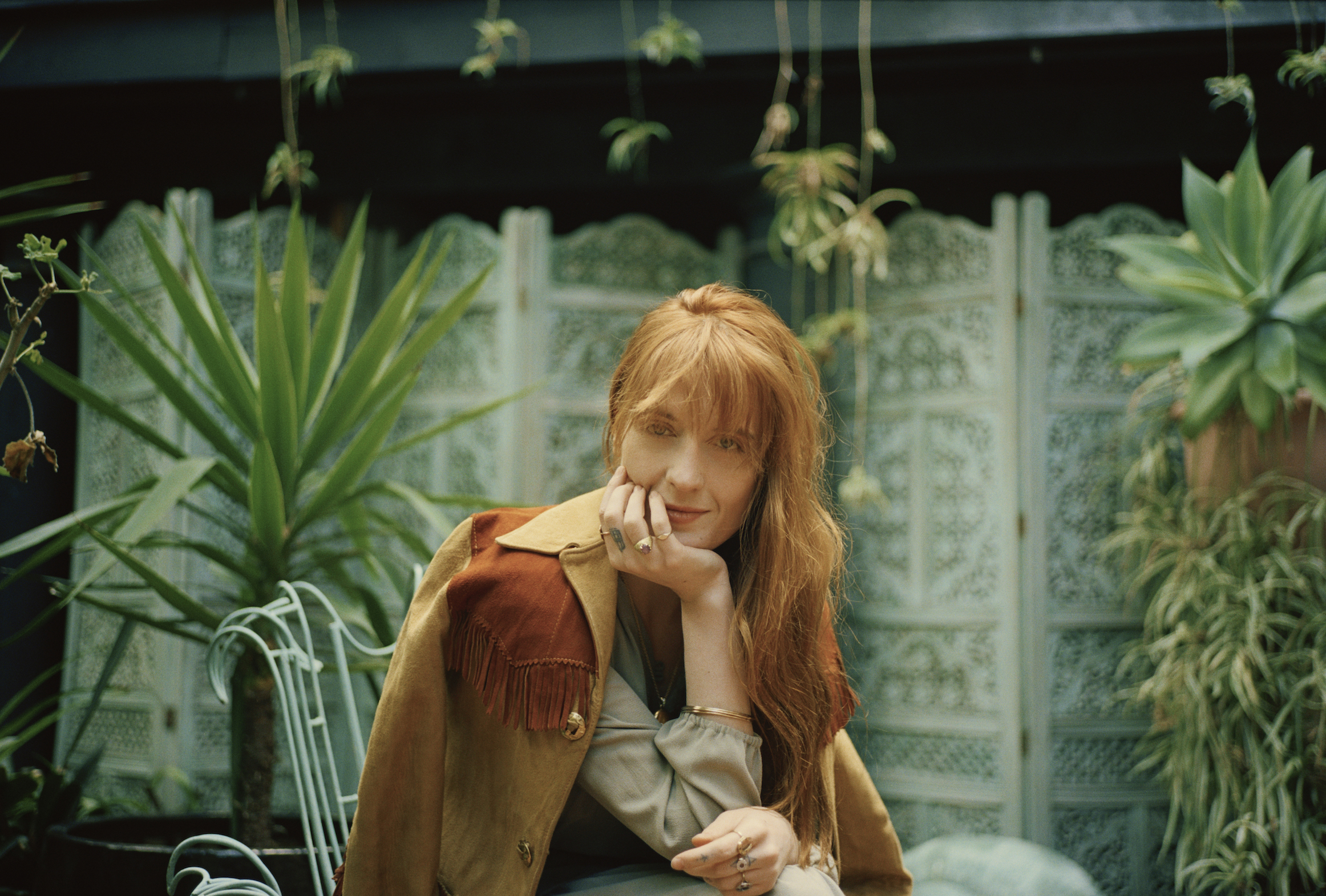 Review Florence And The Machines High As Hope Rolling Stone