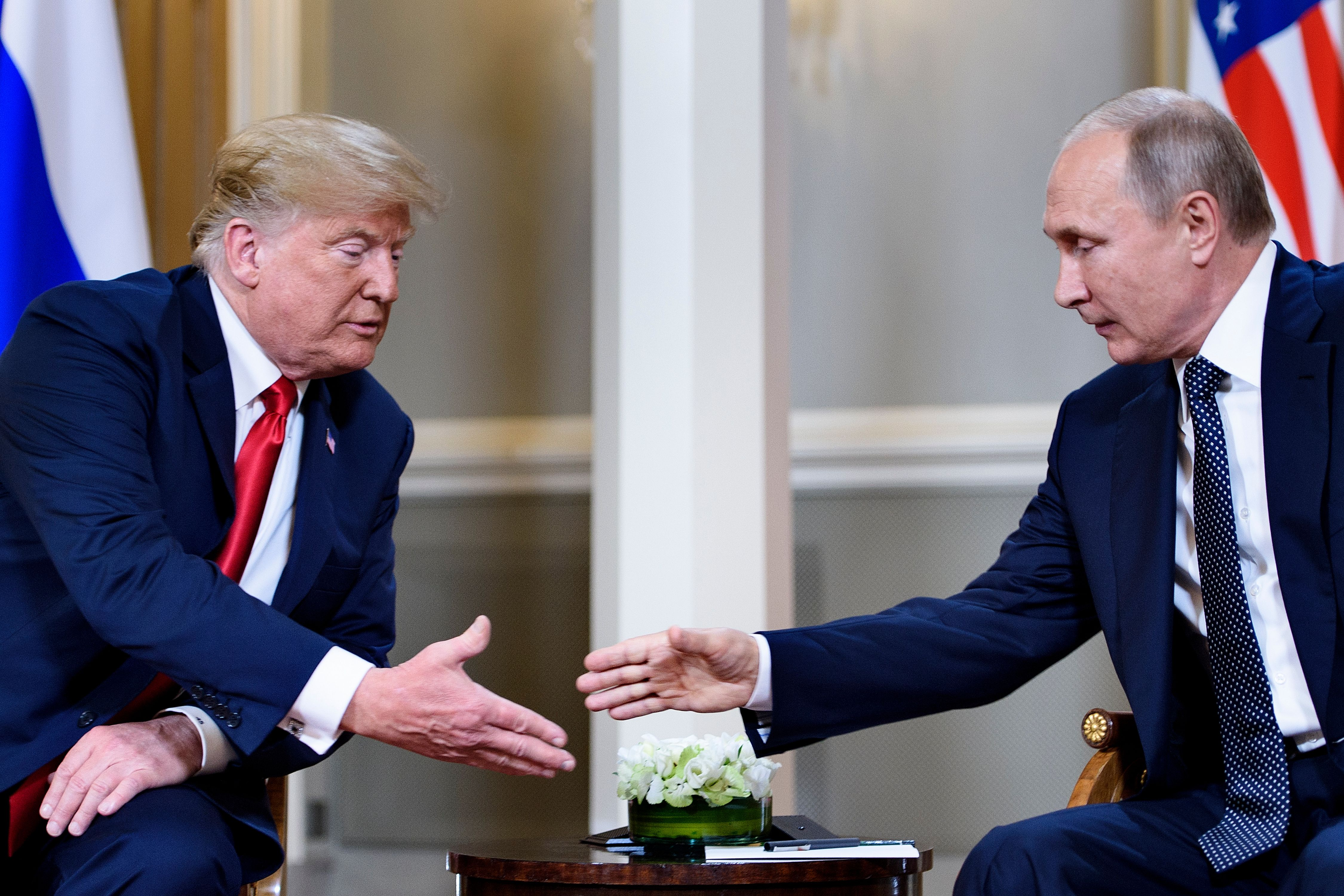 rollingstone.com - Ryan Bort - All the Ways Trump Is Trying to Let Russia Off the Hook