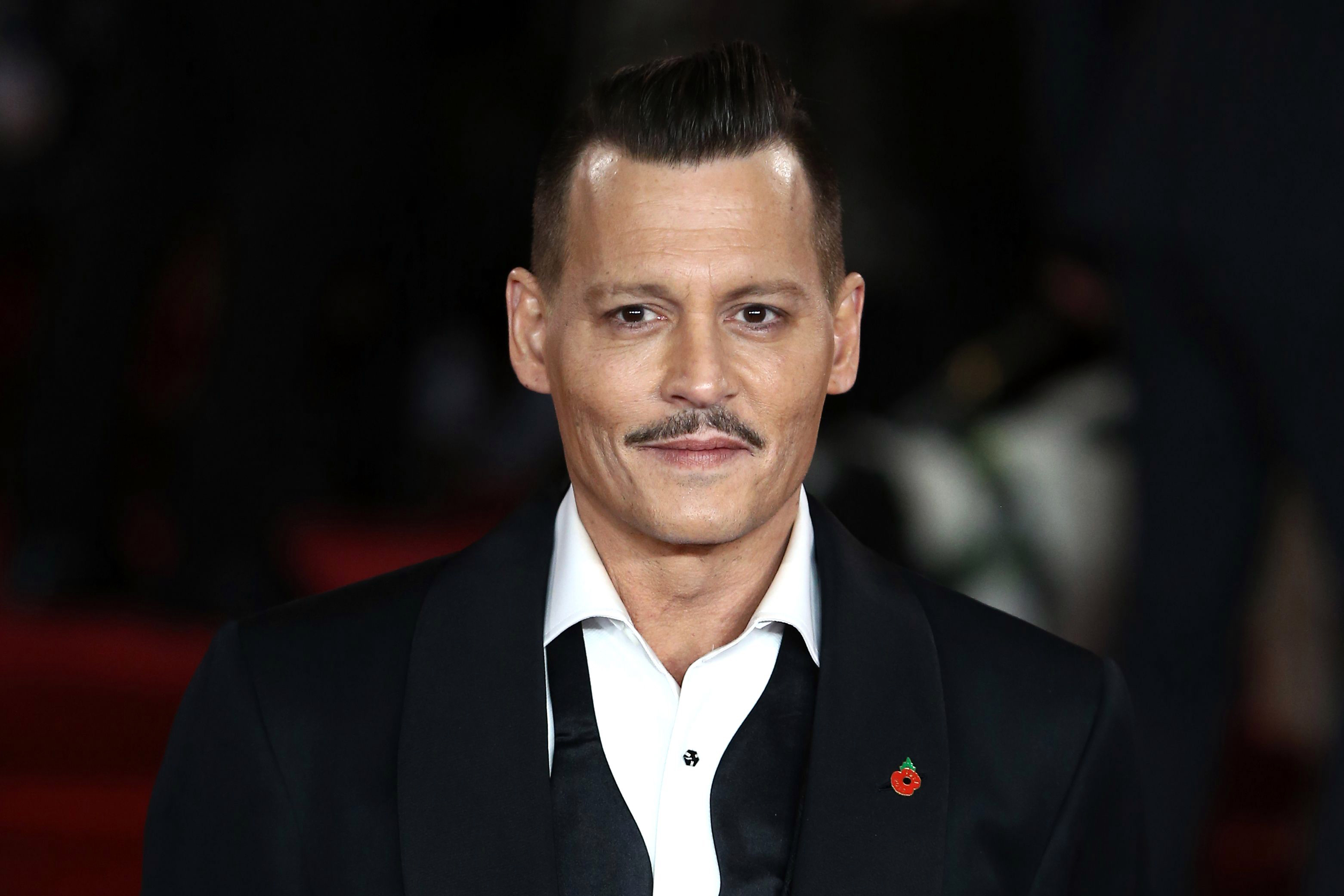 Johnny DeppMurder on the Orient Express world premiere in London, United Kingdom - 02 Nov 2017US actor/cast member Johnny Depp arrives at the for the world premiere of 'Murder on the Orient Express' at the Royal Albert Hall in Central London, Britain, 02 November 2017. The movie opens in theaters on 03 November.