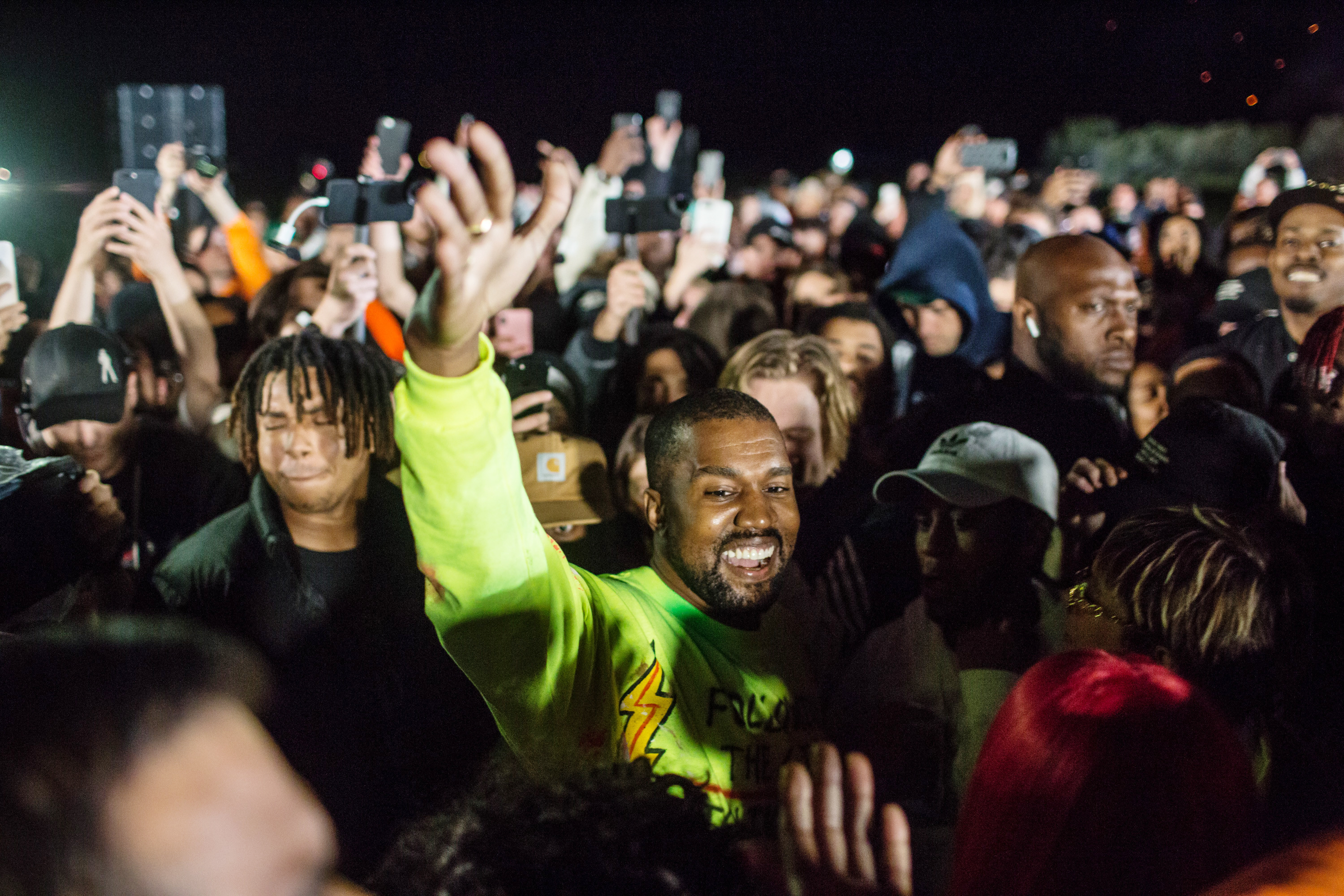 Inside the Labels Where Kanye West Finds Many of His Best Samples