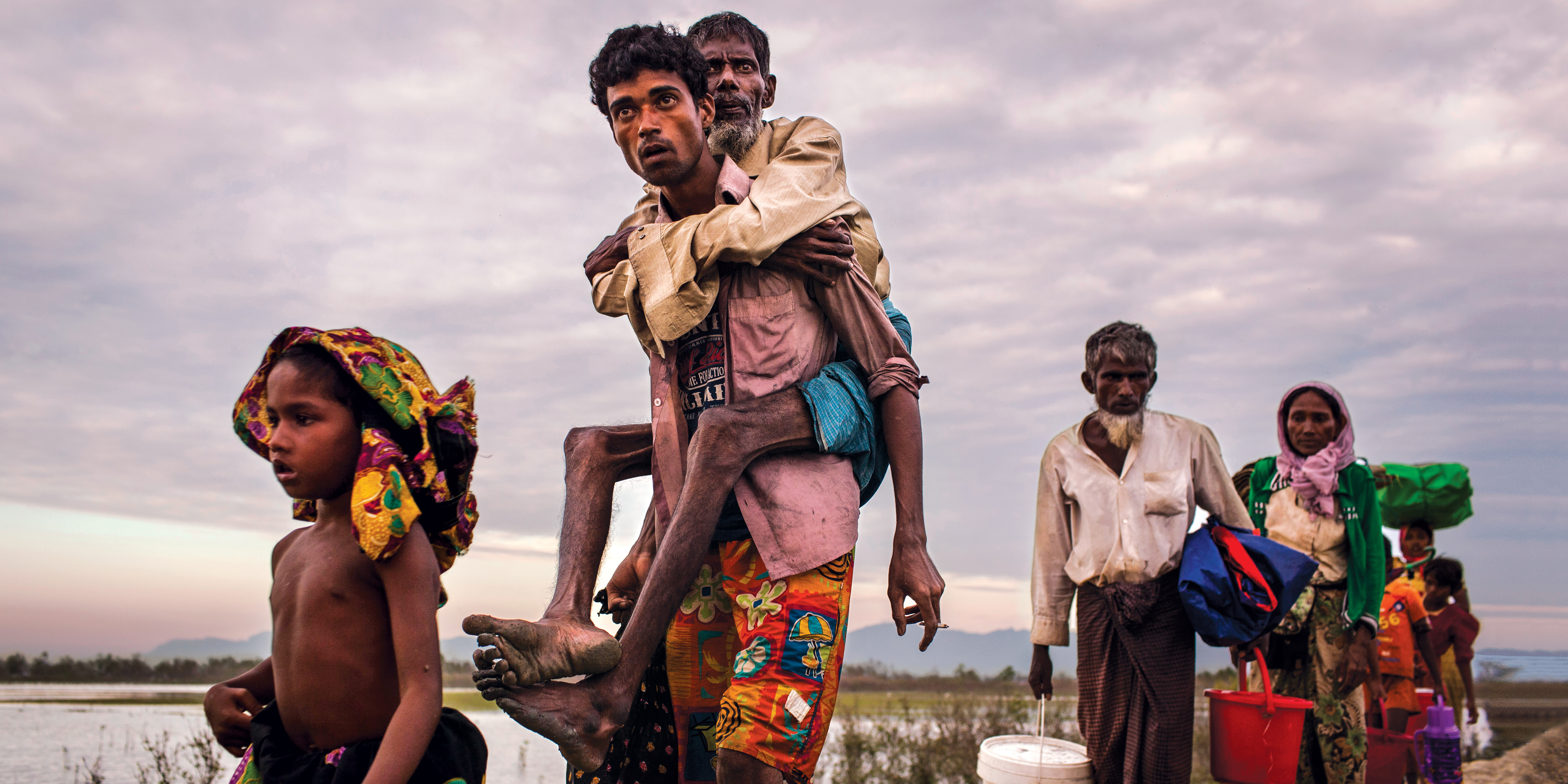The Survivors Of The Rohingya Genocide Rolling Stone