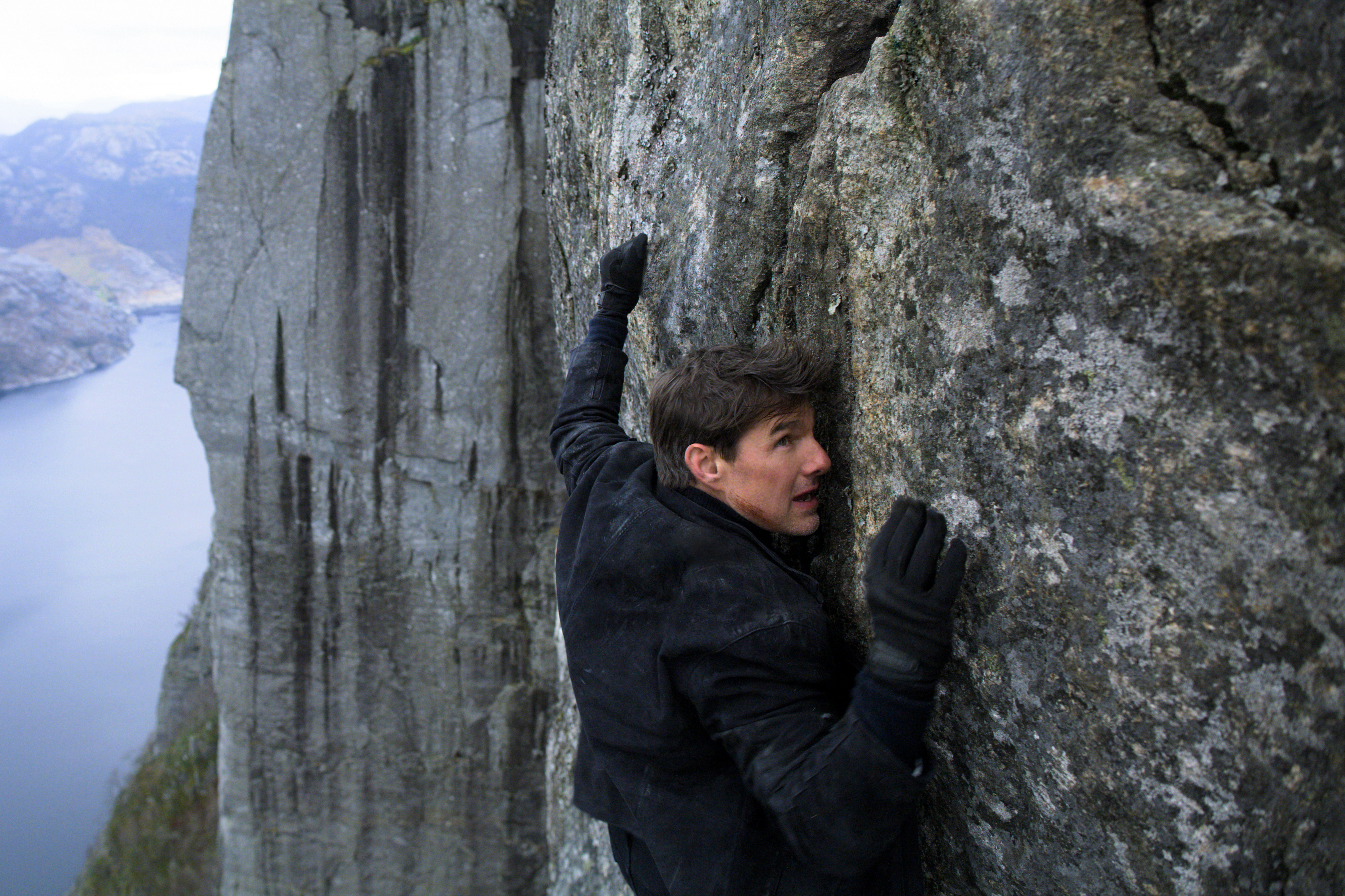 Tom Cruise As Ethan Hunt In Mission Impossible Fallout From Paramount Pictures And