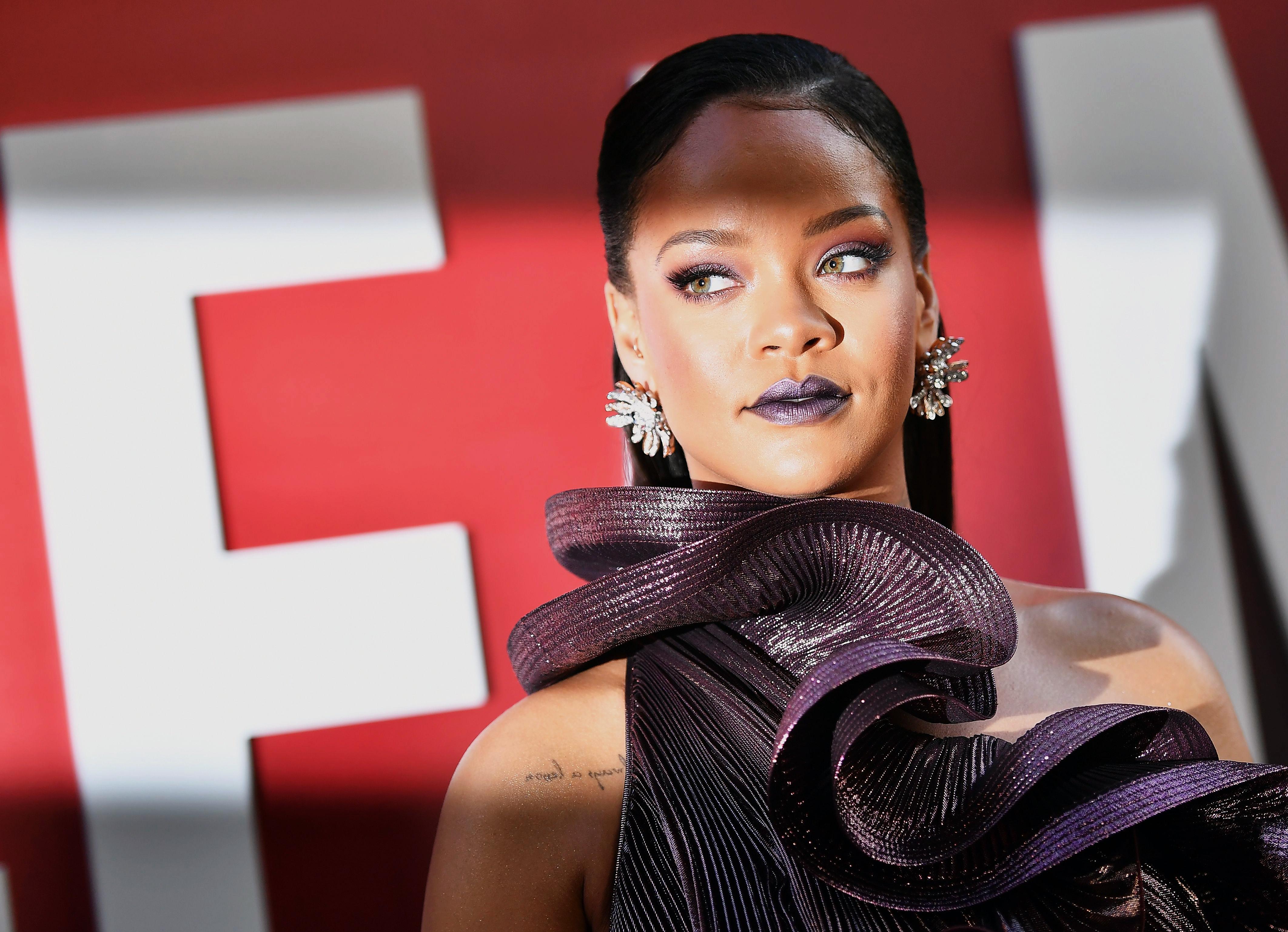 Inside Rihanna's Upcoming Dancehall Album