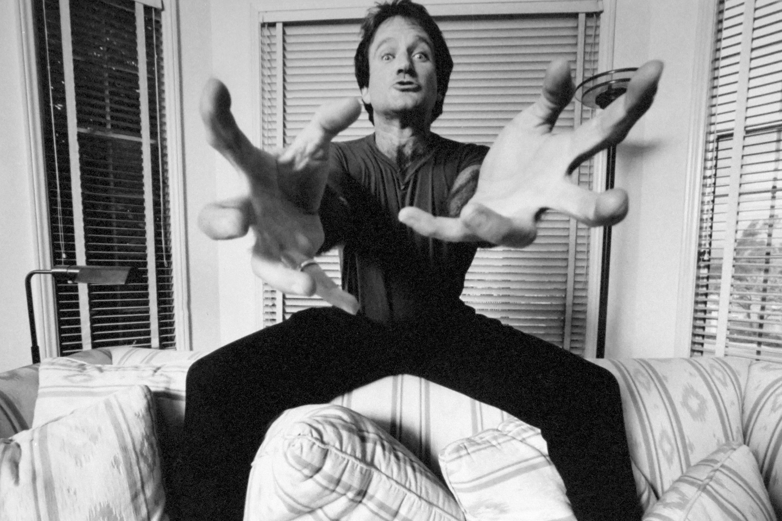 Comedy vs. Tragedy: The Legacy of Robin Williams