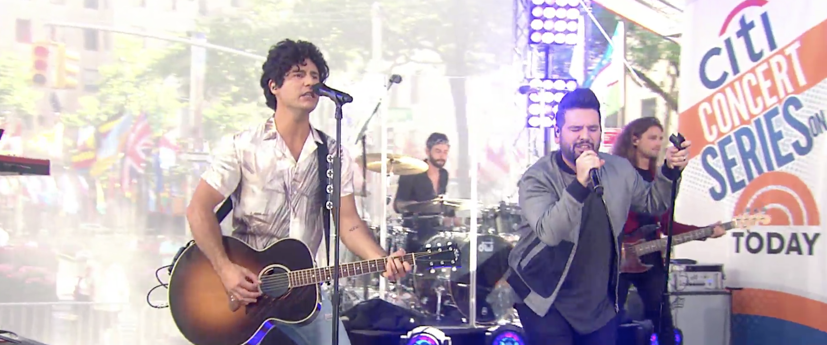 Dan + Shay Bring Streaming Hit 'Tequila' to 'Today Show