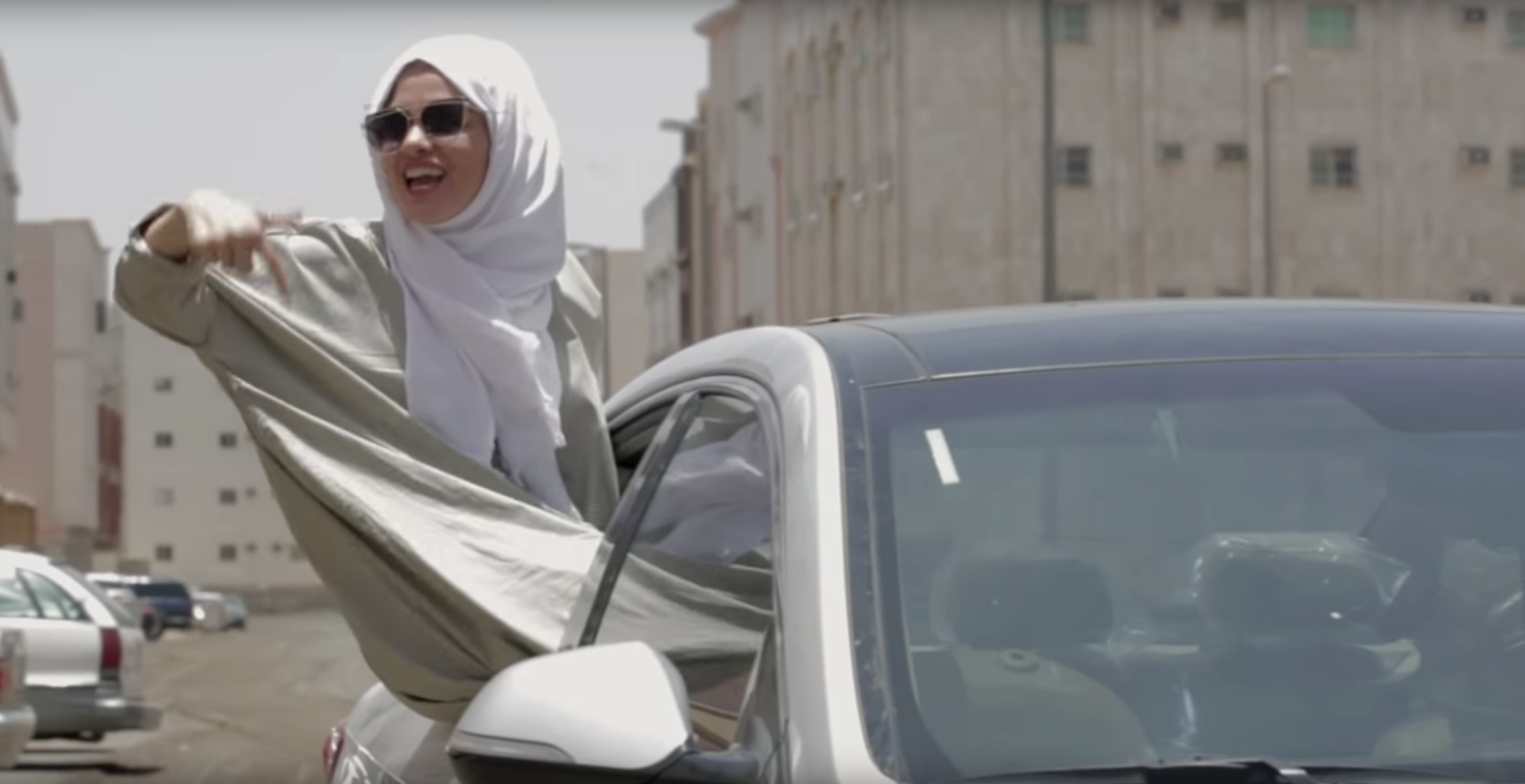 Saudi Female Rapper Celebrates Lift of Driving Ban With Video