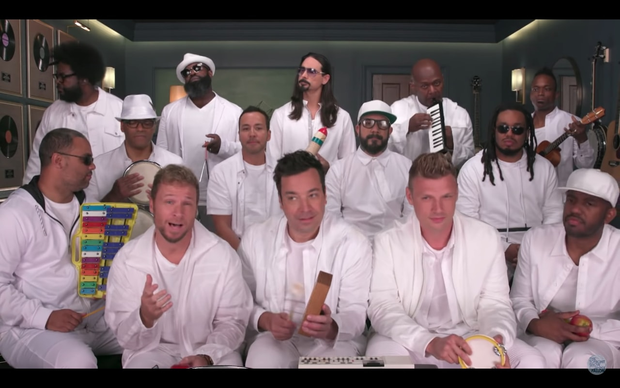 how to play backstreet boys i want it that way