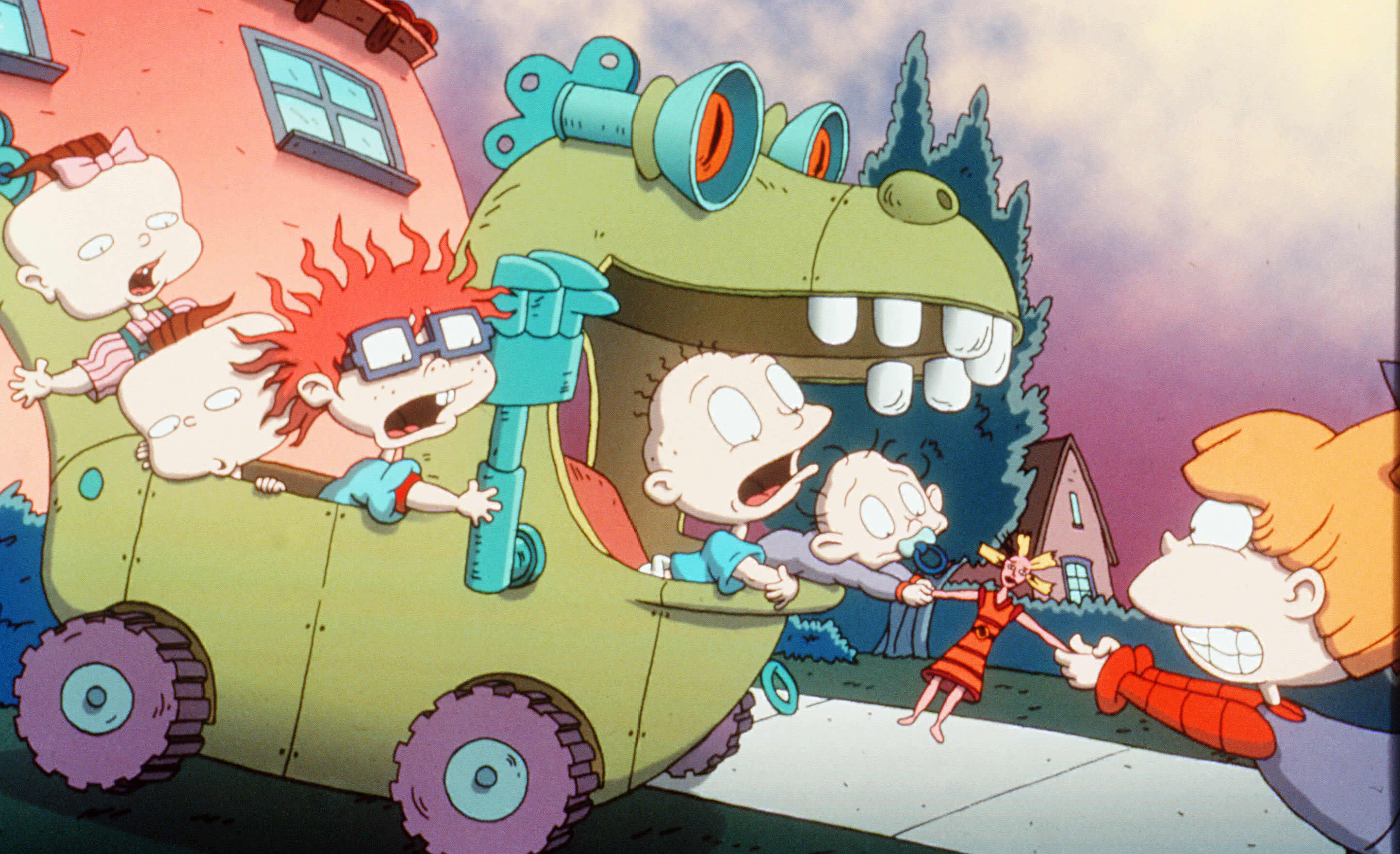 Nickelodeon Plots Rugrats Revival With New Tv Series Live Action Movie Rolling Stone