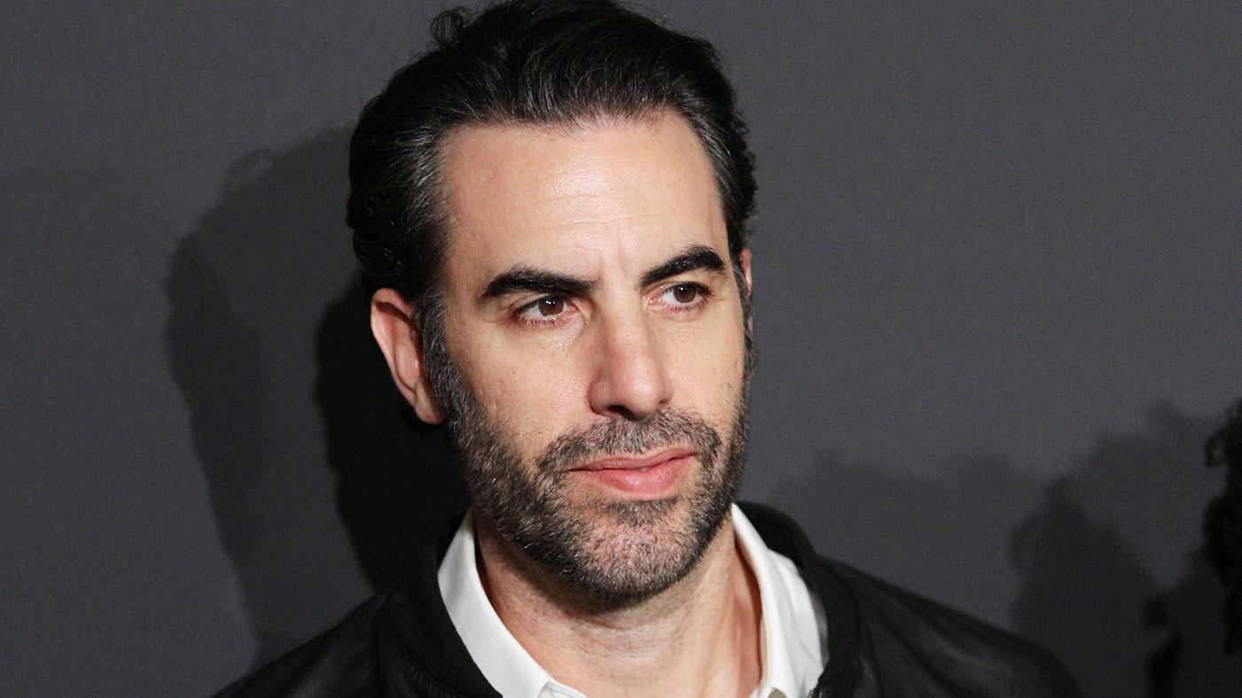 Sacha Baron Cohen Returns With New Series 'Who Is America ...Sacha Baron Cohen Wiki