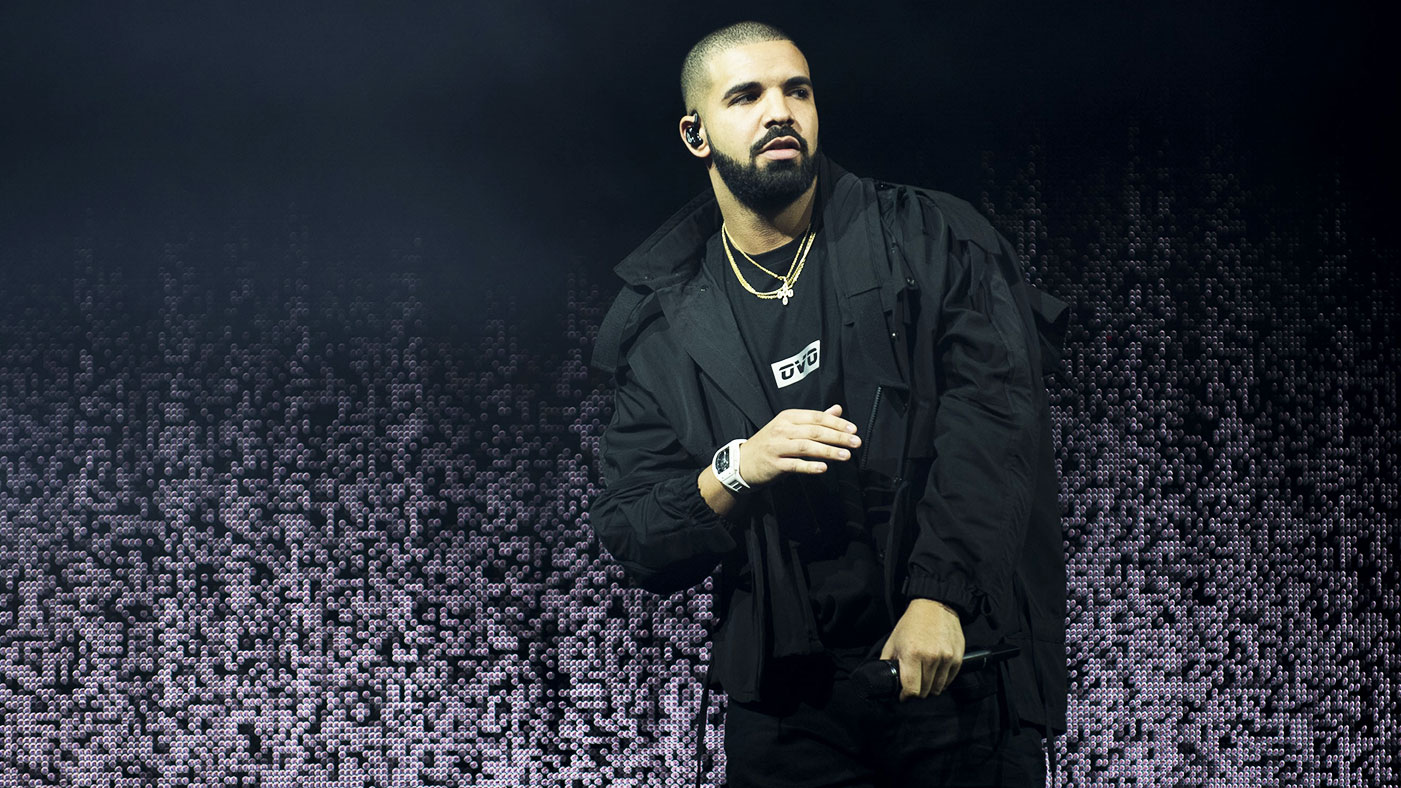 On The Charts Drake Is Bigger Than All Of Rock Roll Rolling Stone