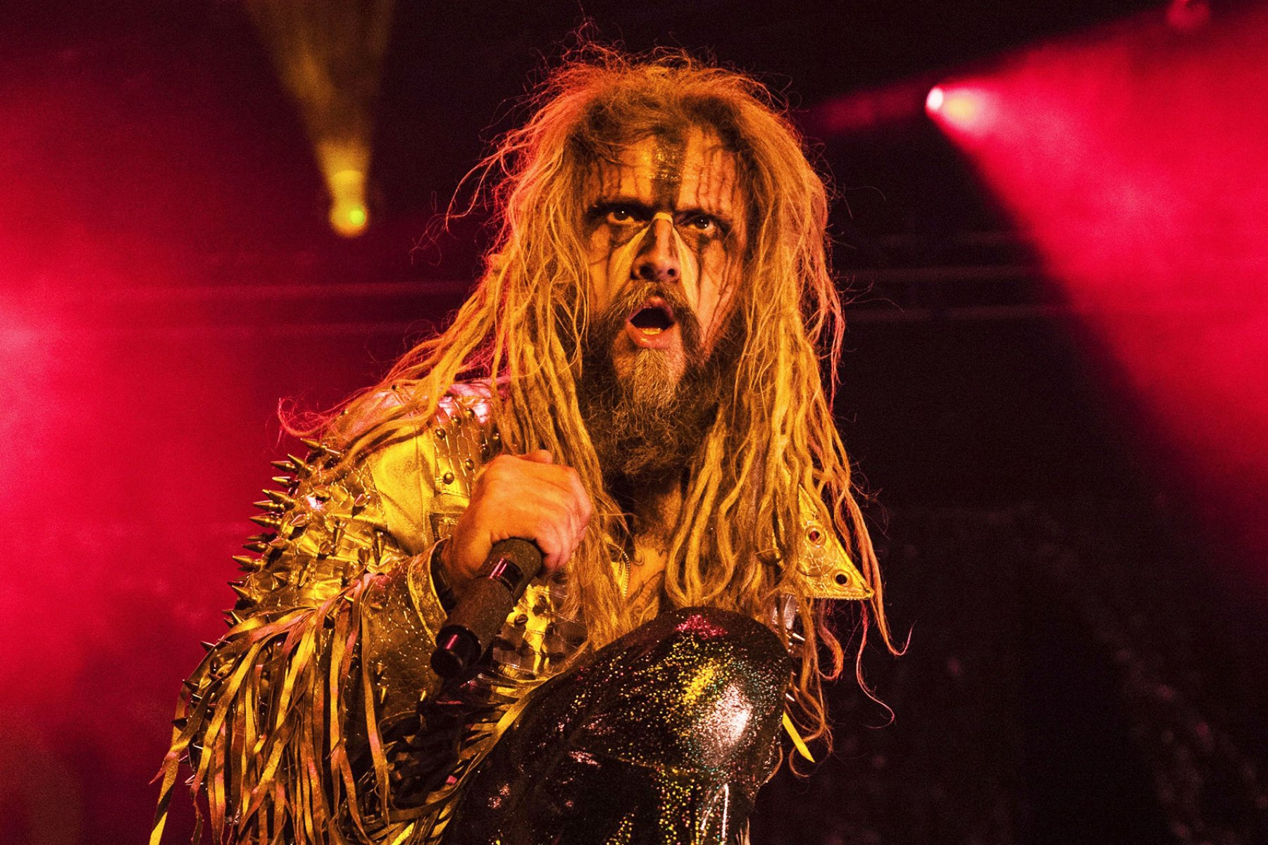 Hear Marilyn Manson Rob Zombie Cover Beatles Helter Skelter Rolling Stone