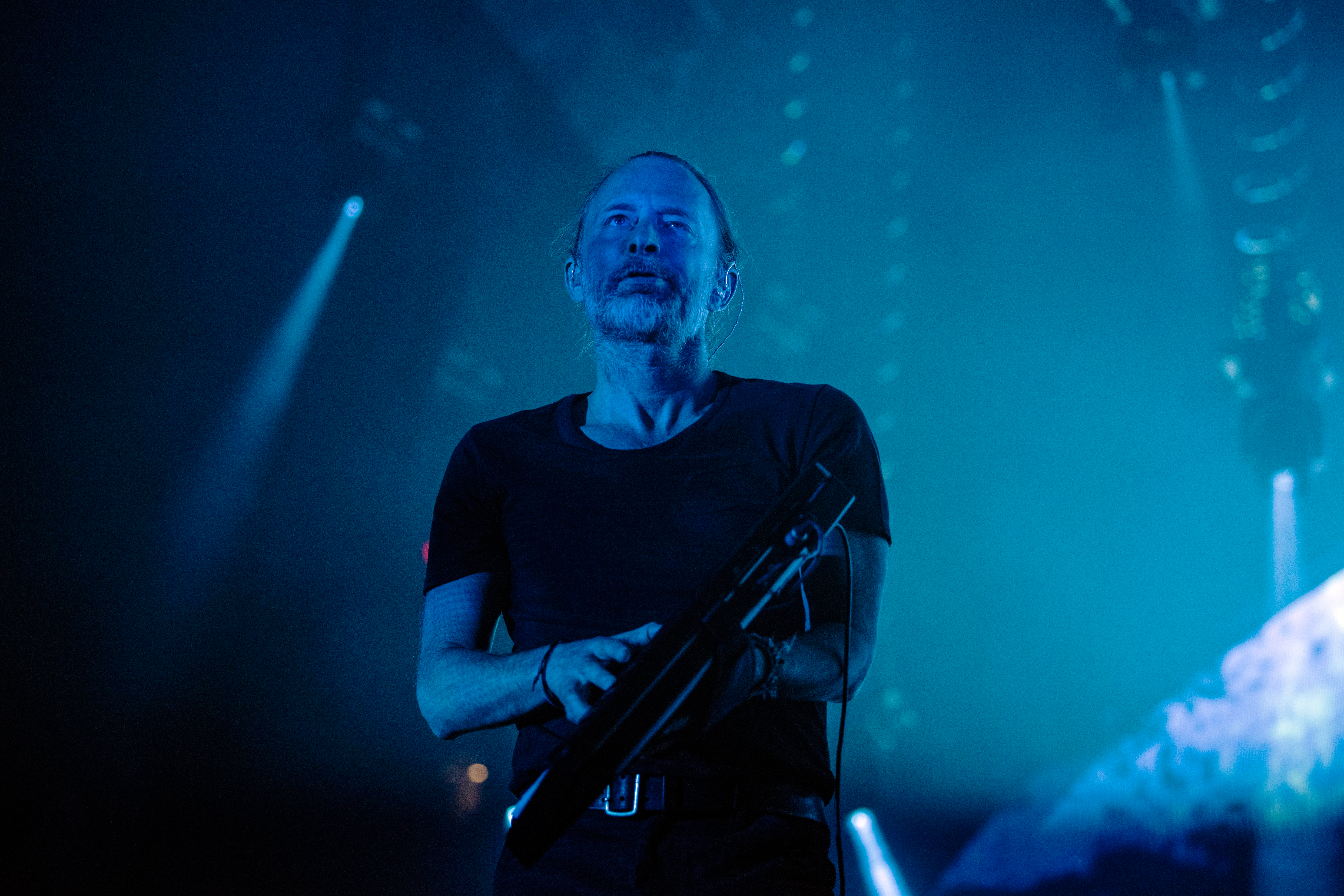 rollingstone.com - Rob Sheffield - Radiohead's Summer 2018 U.S. Tour Is a Career-Capping Triumph