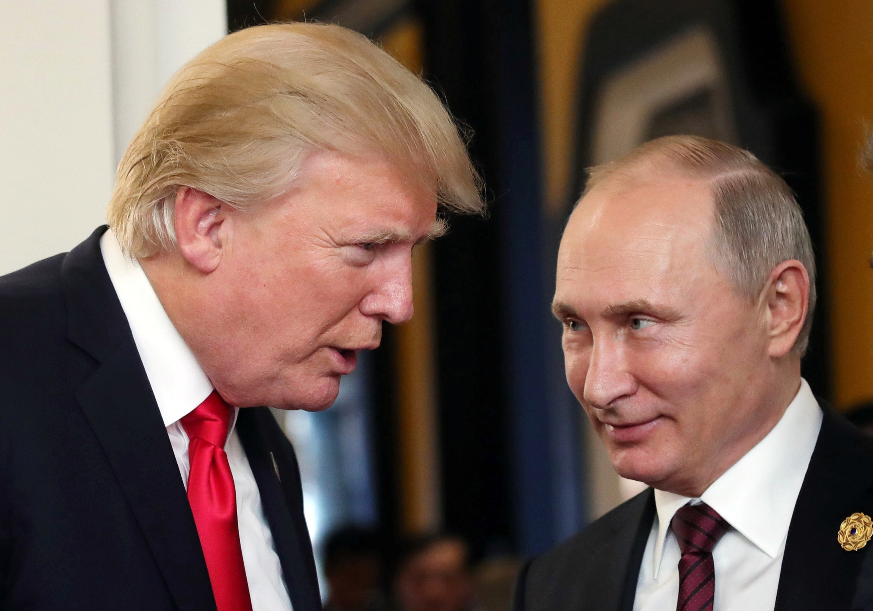 Image result for Trump and Putin in Helsinki