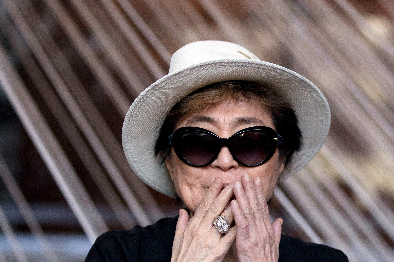 Hear Yoko Ono Reimagine Stark Warzone For New Album Rolling Stone