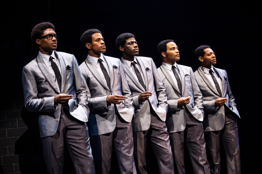 929ae7578 'Ain't Too Proud – The Life and Times of the Temptations,' a new musical  about the Motown legends, will hit Broadway in Spring 2019.