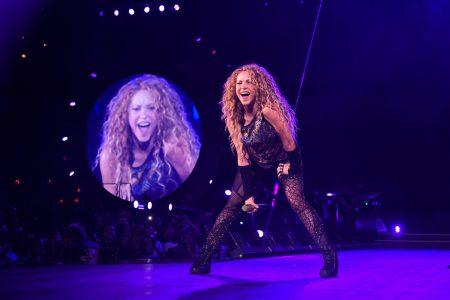 Shakira Teases New Music, Sings Green Day's 'Basket Case' in Studio