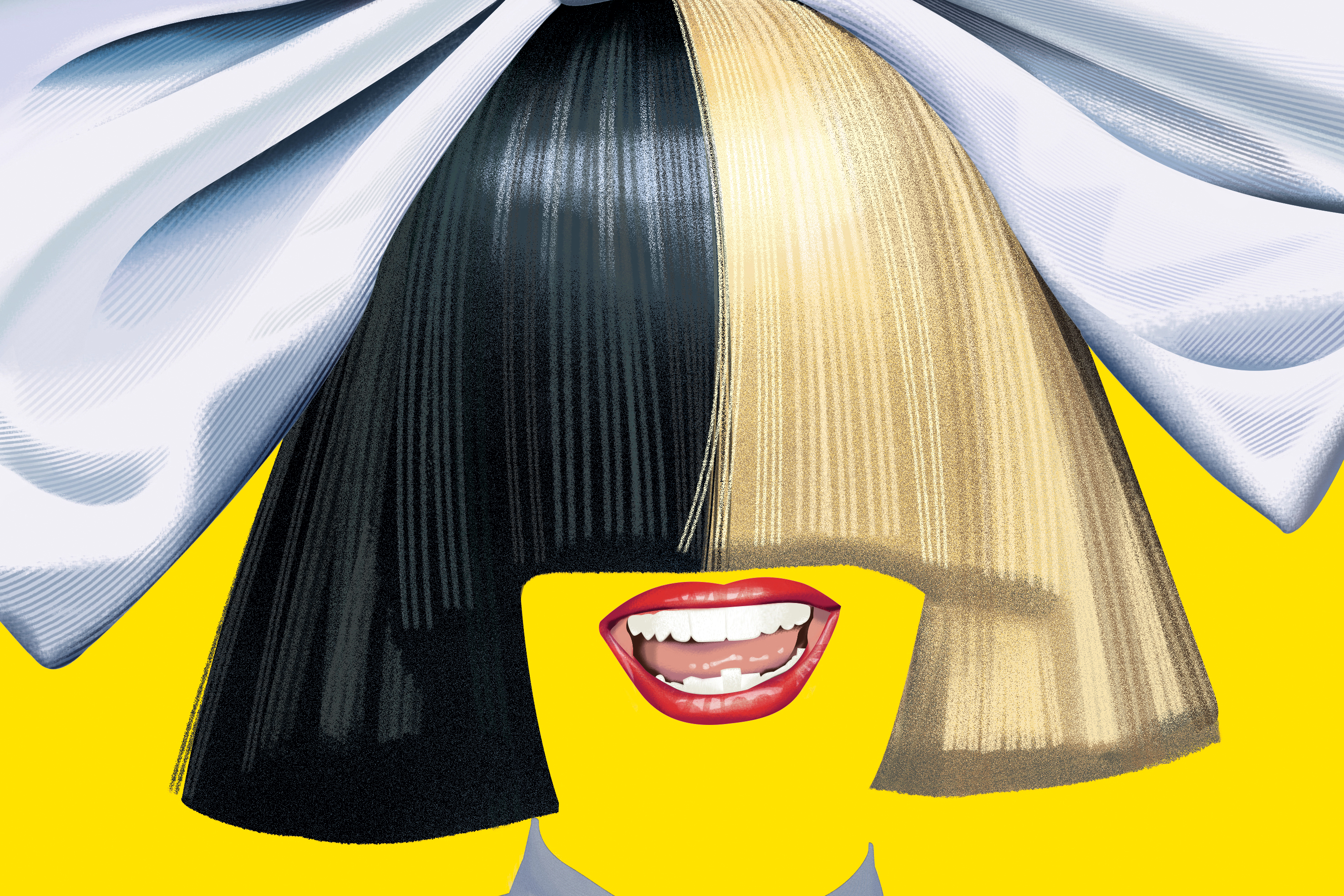 How Sia Saved Herself Rolling Stone