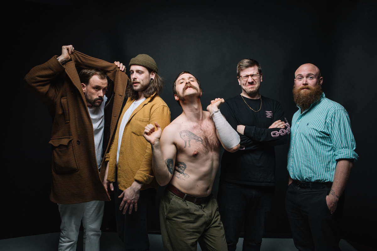 b7994749d62f How IDLES Used Punk Rock To Fight Through Grief – Rolling Stone