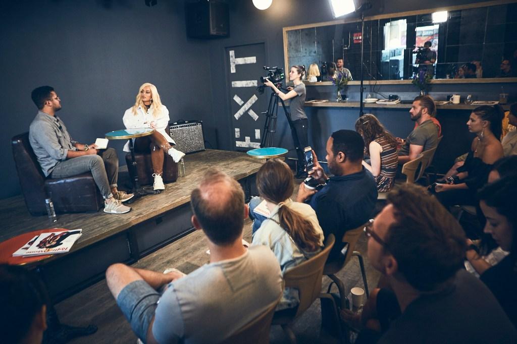 Bebe Rexha sits down with Rolling Stone Senior Editor Brendan Klinkenburg