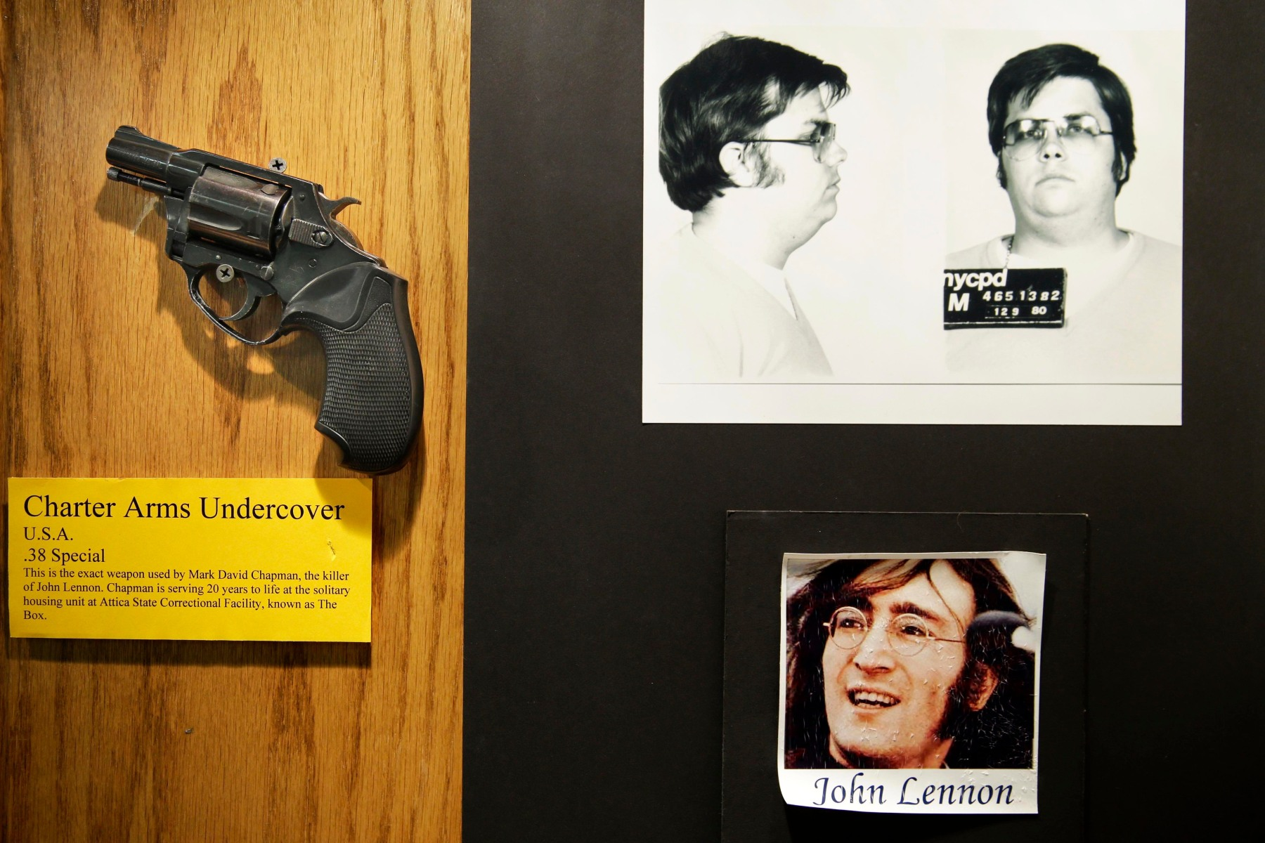 John Lennon S Killer Mark David Chapman Denied Parole For 10th Time Rolling Stone