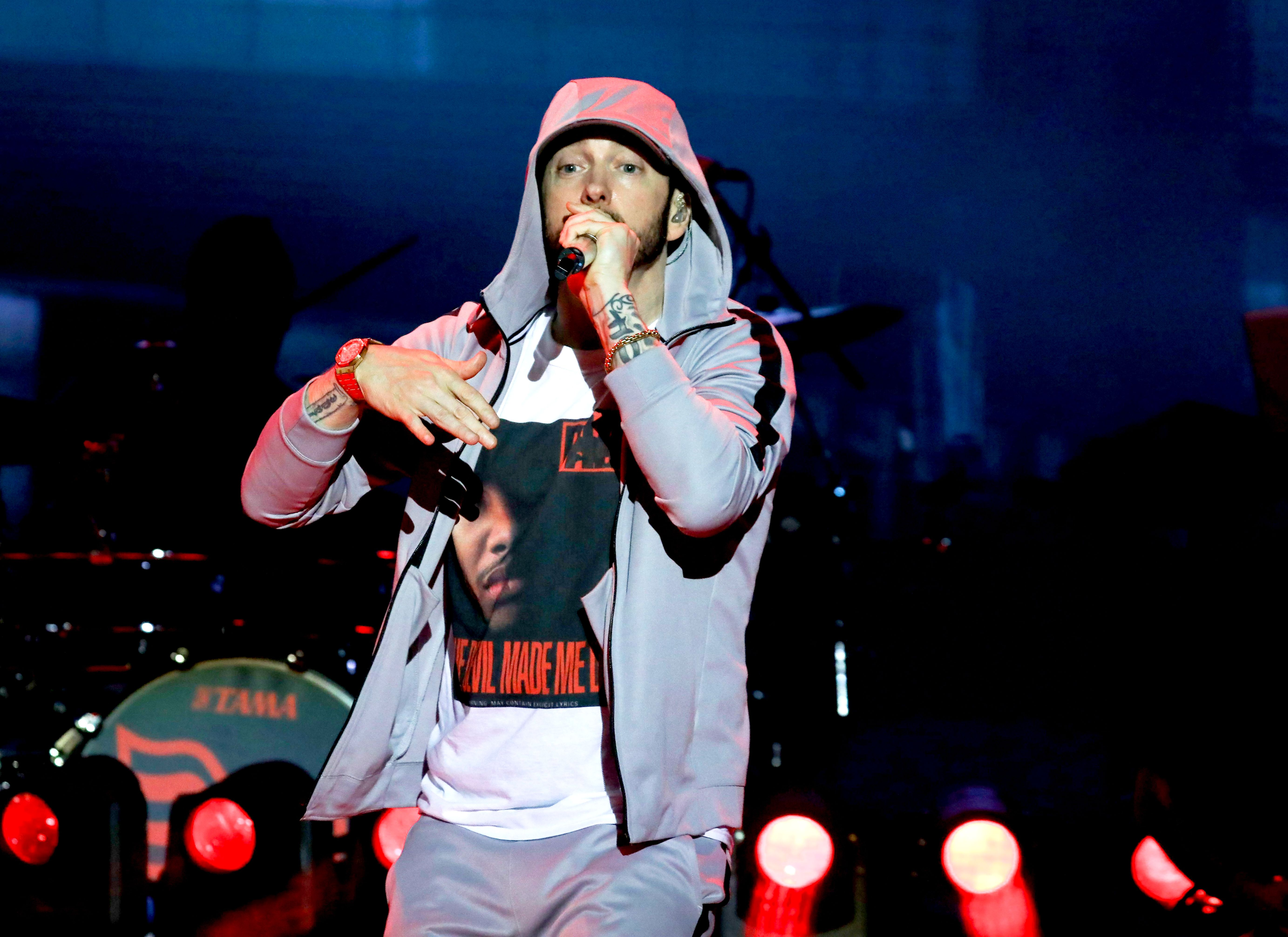 281f5e9ec11 Eminem Producer Explains Why  Kamikaze  Is a Throwback to Slim Shady ...
