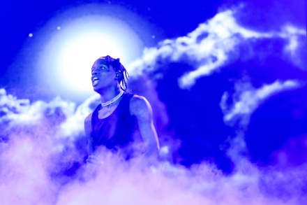 On 'Astroworld,' Travis Scott Will Attempt to Join His Idols