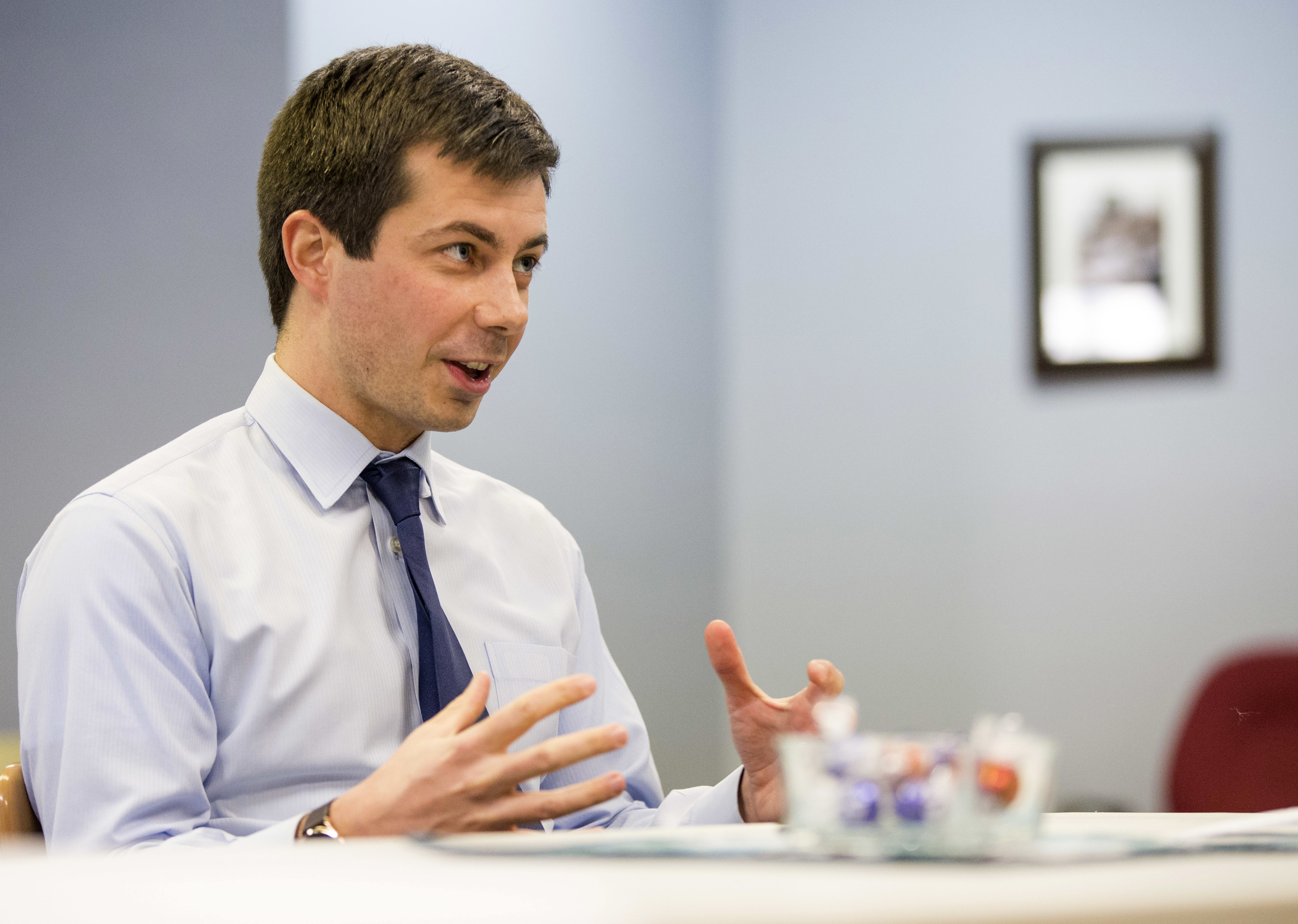 59bcc0e22d08 Could 36-Year-Old Indiana Mayor Pete Buttigieg Topple Trumpism ...