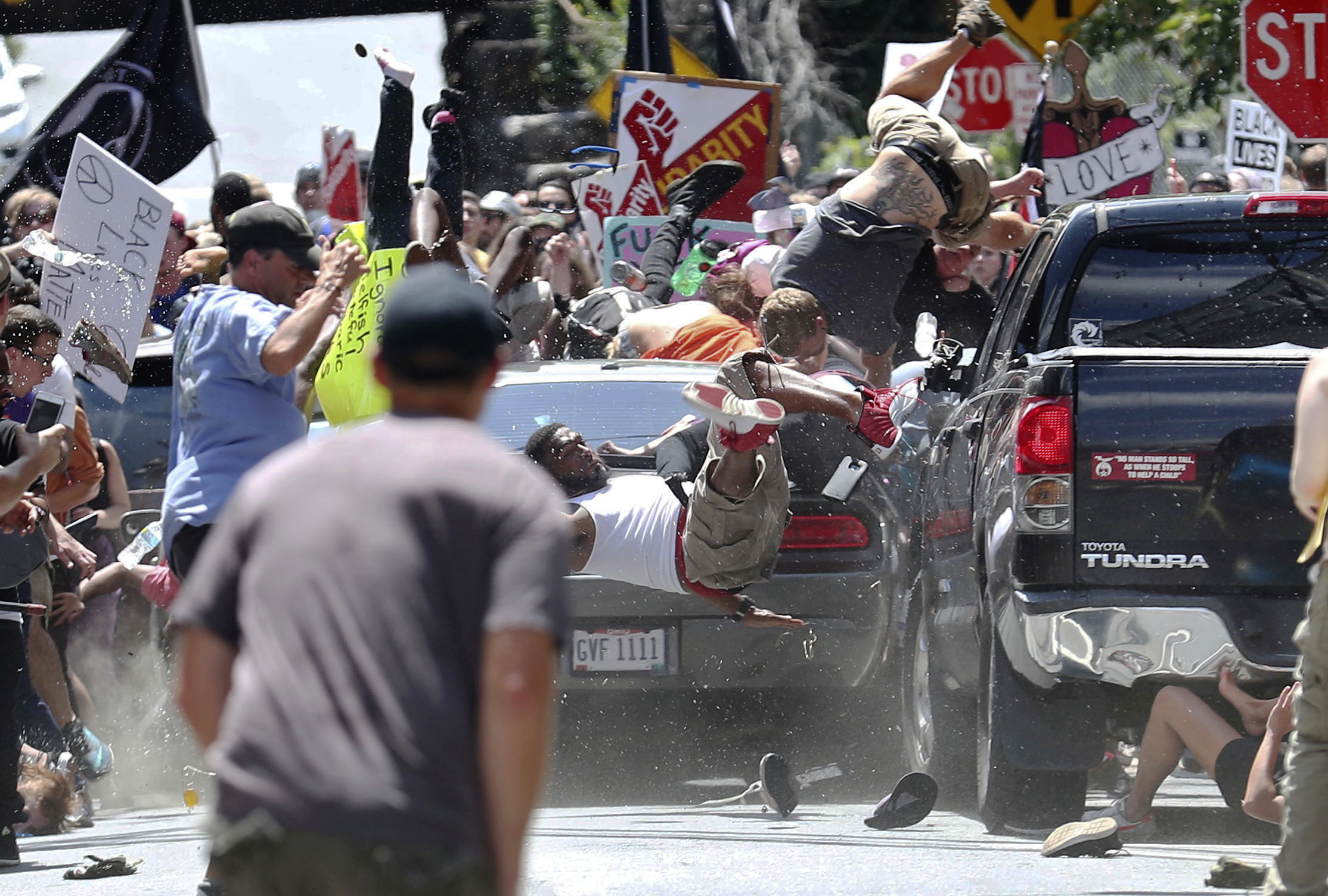 What Happened in Charlottesville Was Terrorism