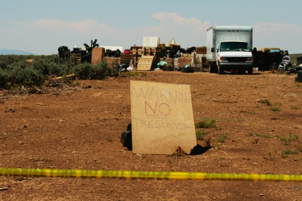 New Mexico Compound Suspects Given Bail as Baffled Community
