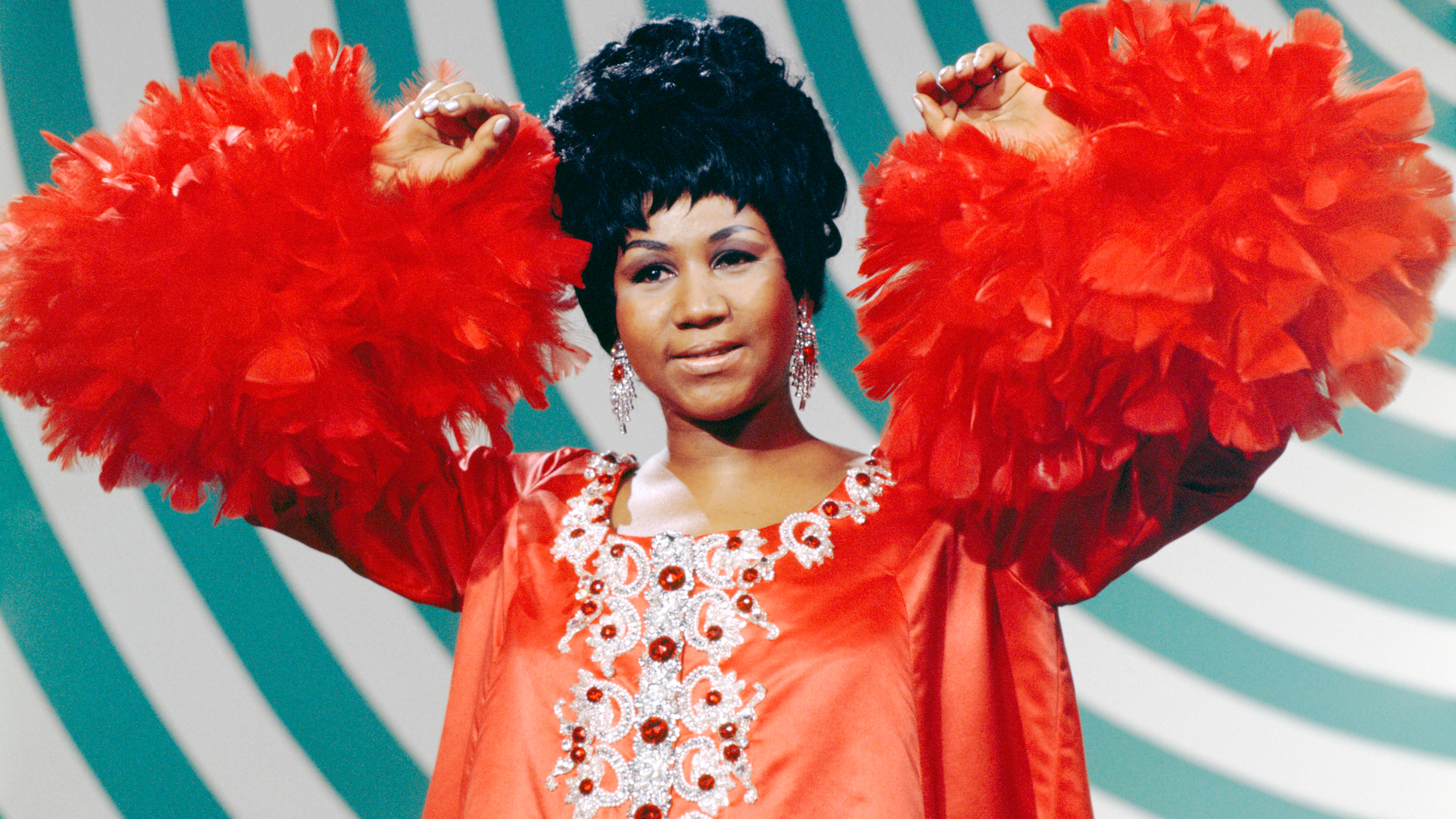 34ecadf60 Lady of Soul  Aretha Franklin s 50 Essential Songs – Rolling Stone