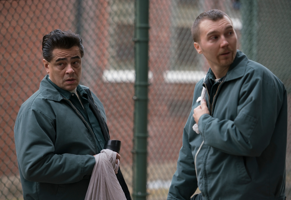 A real-life prison break from 2015: Two killers bust out of a maximum-security clink in upstate New York, with a little help from a lovelorn prison employee. Ben Stiller directs this prestige miniseries with an Oscar-heavy cast, including Benicio del Toro and Paul Dano as the killers and Patricia Arquette as the employee. Plus, in a perfect casting coup, Michael Imperioli is Gov. Andrew Cuomo, who's currently running for re-election against another HBO alum (Cynthia Nixon). It's a touch that could have been scripted by Christopher Moltisanti himself. R.S.