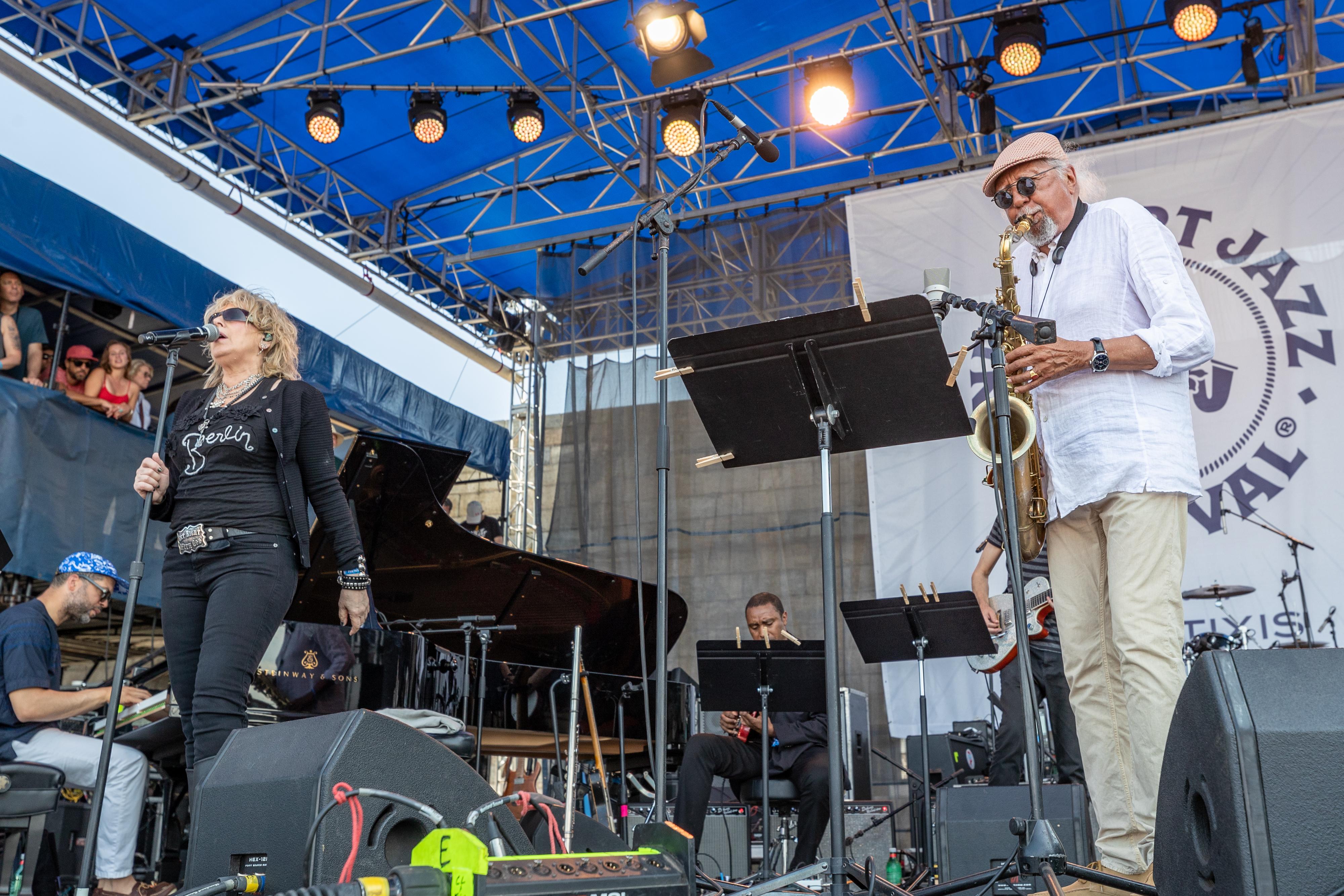 Newport Jazz Festival 2018: 14 Best Things We Saw – Rolling