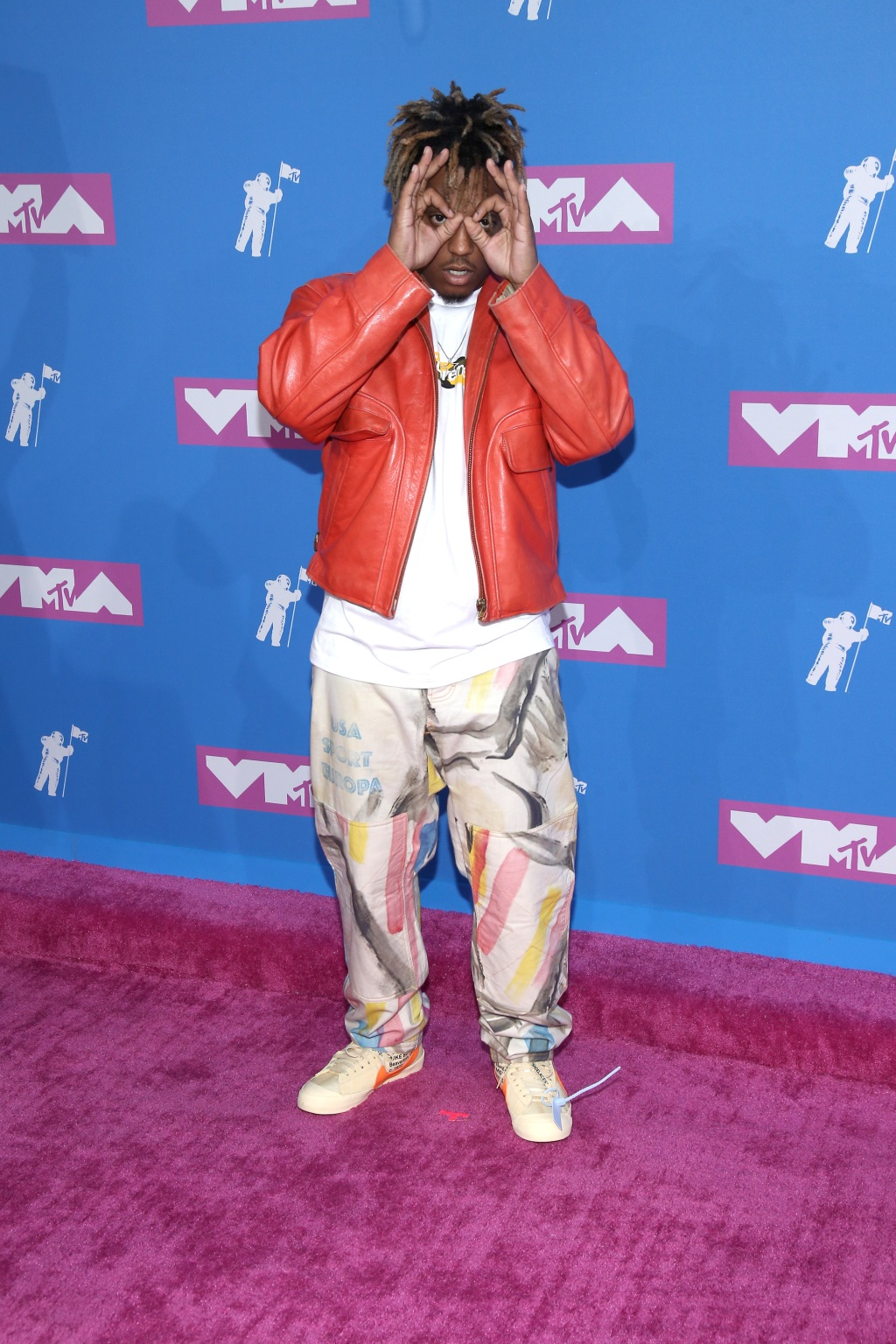 Juice WRLD attends the 2018 MTV Video Music Awards at Radio City Music Hall on August 20, 2018 in New York City. (Photo by Paul Zimmerman/WireImage)
