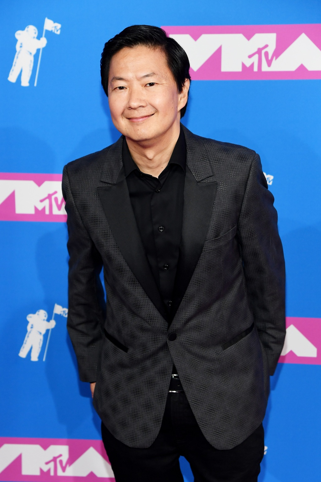 Ken Jeong attends the 2018 MTV Video Music Awards at Radio City Music Hall on August 20, 2018 in New York City. (Photo by Nicholas Hunt/Getty Images for MTV)