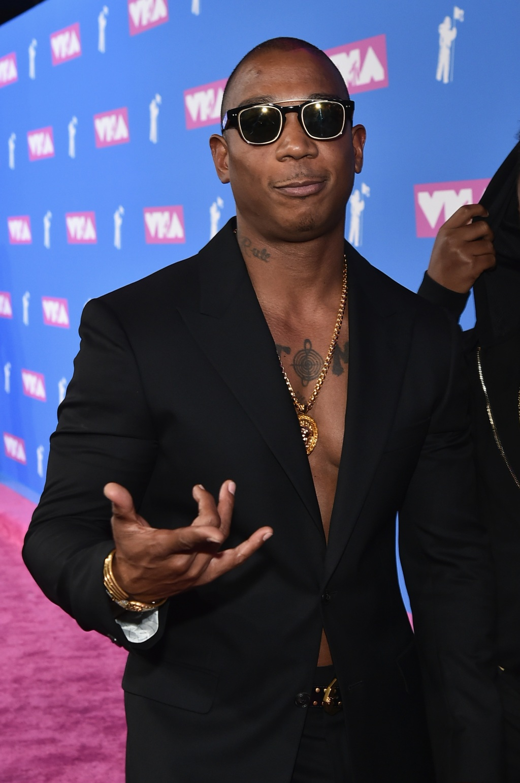 Ja Rule attends the 2018 MTV Video Music Awards at Radio City Music Hall on August 20, 2018 in New York City. (Photo by Mike Coppola/Getty Images for MTV)